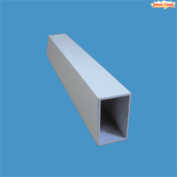 Tube aluminium rectangulaire section 50 x 30