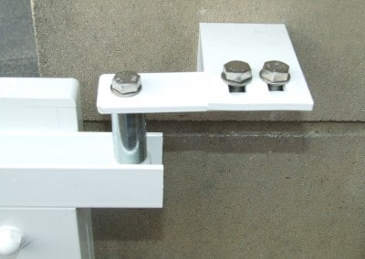 Accessoire et quincaillerie portail coulissant au détail pour vos travaux