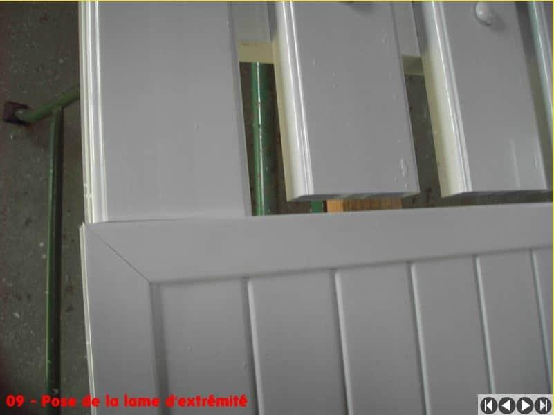 Fabrication de portail en kit sur mesure for Fixation portail alu