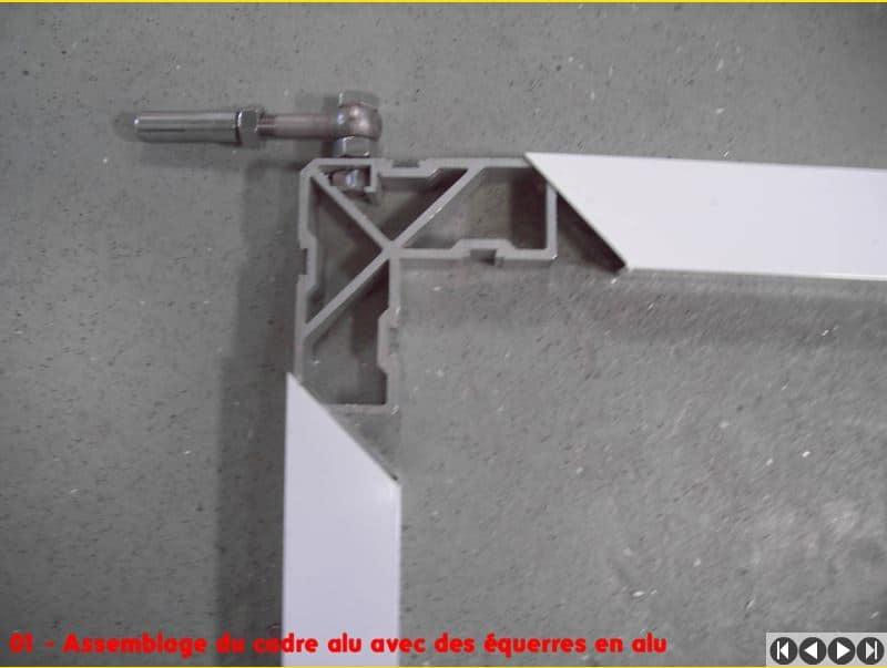 Kit cloture pvc - Portail d angle ...