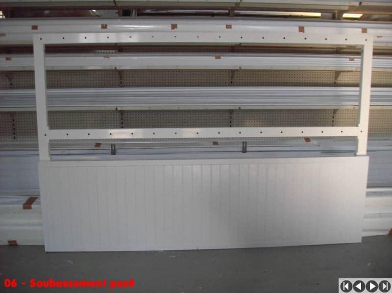 Lame pvc pour portail les derni res id es for Portail alu 2m50