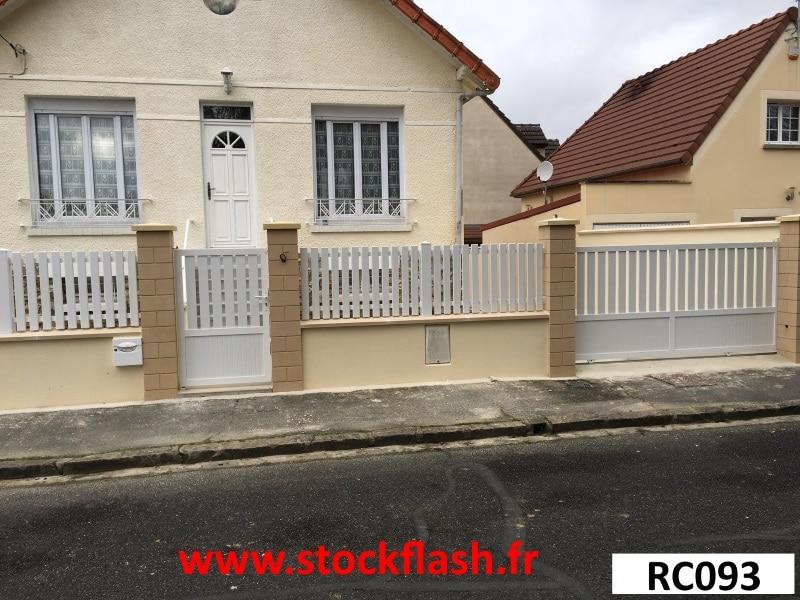 Portail et clôture PVC KIT ou prêt à installer