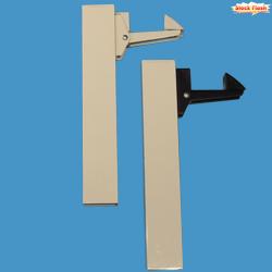 Arrêt de portail 2 vantaux pour maintenir le portail ouvert