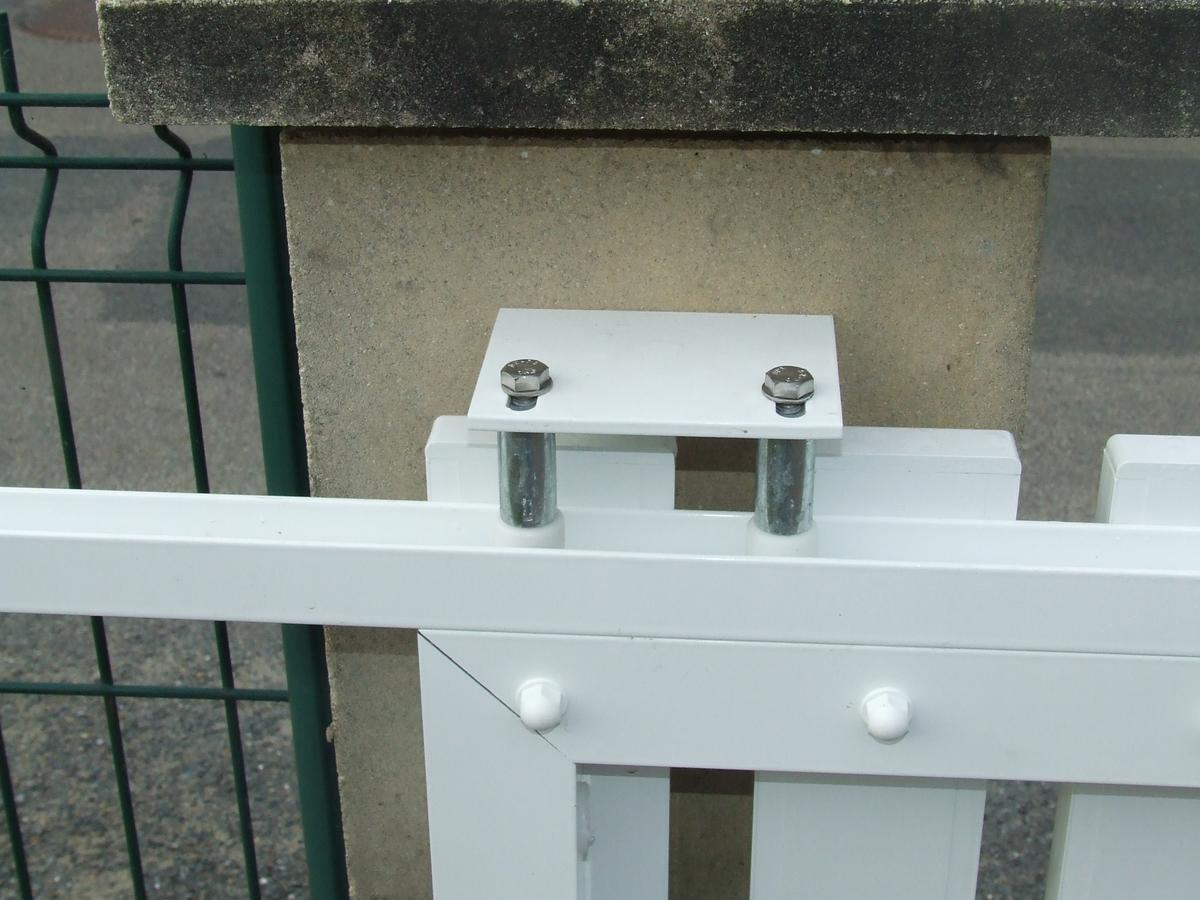 Accessoire et quincaillerie portail coulissant