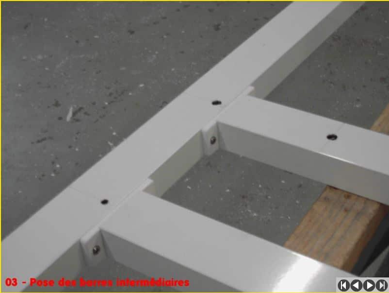 fabrication de portail en kit sur mesure. Black Bedroom Furniture Sets. Home Design Ideas